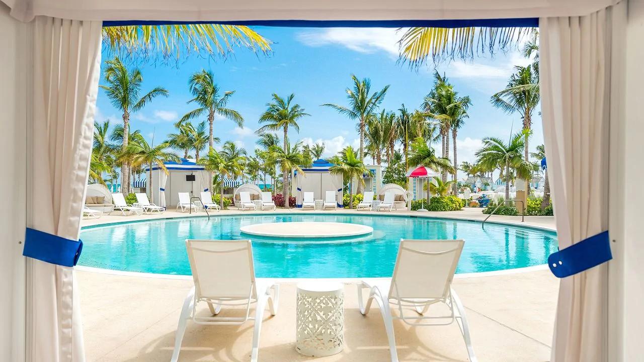 Cabana View, Grand Hyatt Baha Mar, Nassau, The Bahamas