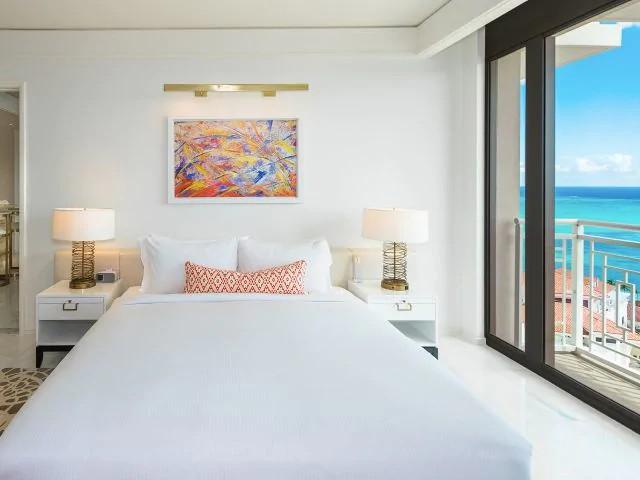 Ocean View Room, Grand Hyatt Baha Mar, Nassau, The Bahamas