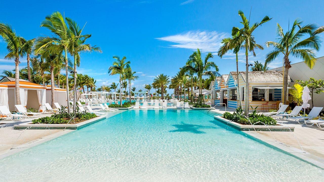 Pool, Grand Hyatt Baha Mar, Nassau, The Bahamas