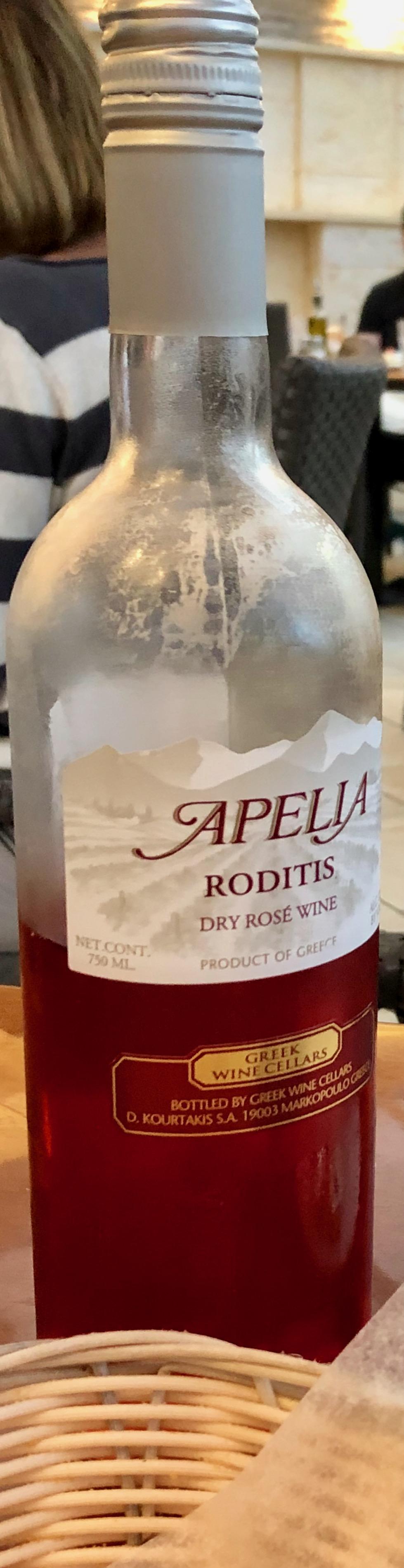 Roditis, Athena Restaurant, Greektown, Chicago, Illinois