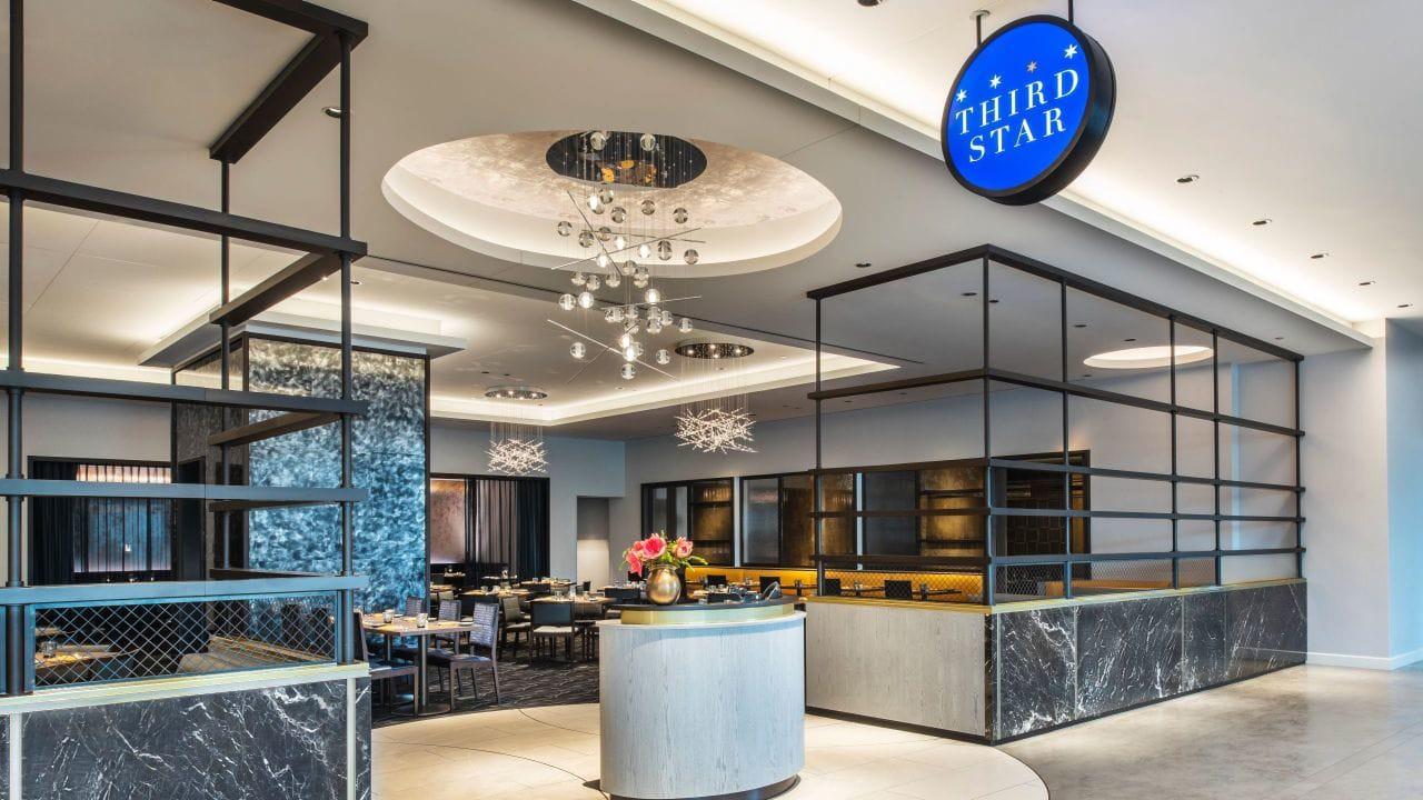 Third Star Restaurant, Hyatt Regency McCormick Place, Chicago, Illinois