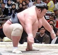 Sumo Wrestler, Japan